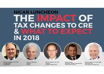 2-27-18 Tax Panel Banner