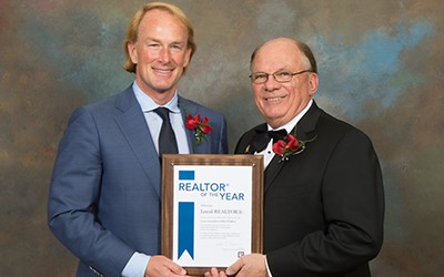 Chris Schramko Recognized as Local REALTOR® of the Year