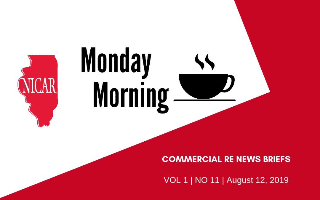Monday Morning News Brief for August 12, 2019
