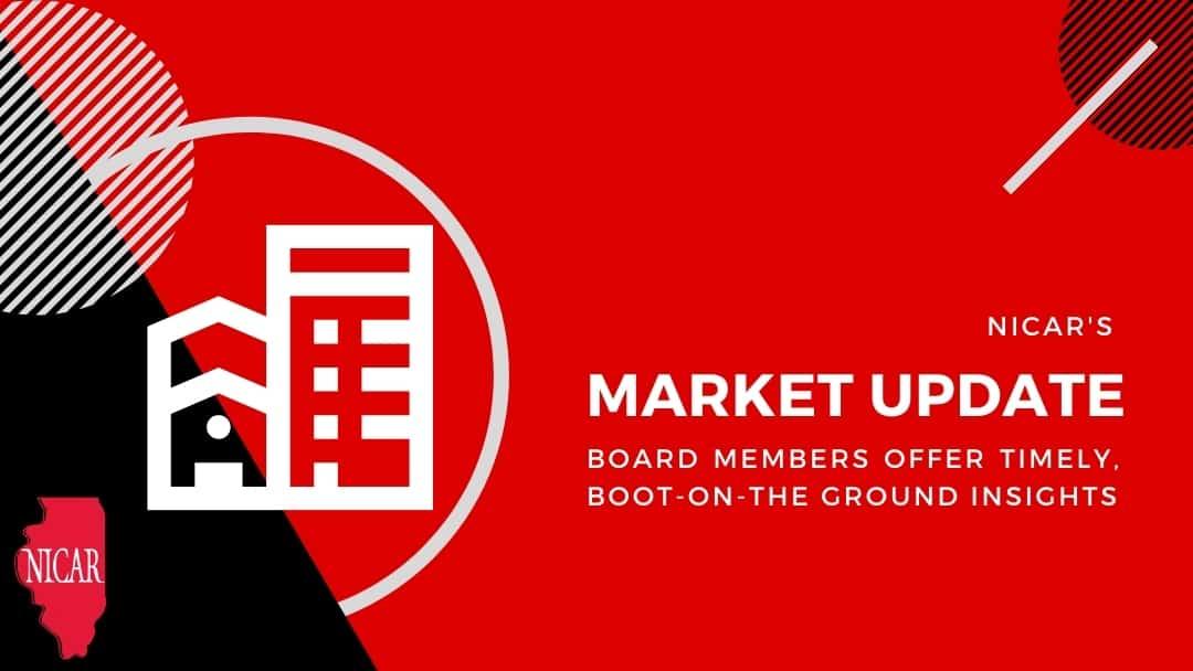 Market Update Header
